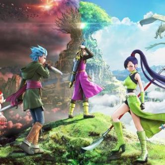 Dragon Quest XI : la version Switch tourne sous Unreal Engine 4