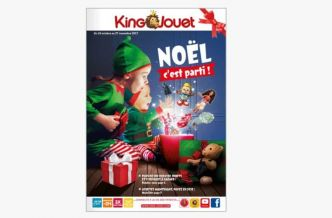 Catalogue King Jouet Noel 2017 🎅 promos et remises du 18 octobre au 27 novembre
