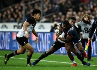 Rugby: le deuxième test de France-All Blacks sur TMC et beIN Sports à 18h55