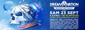 93 - Dream Nation Festival @ Les Docks De Paris le 23/09/2017