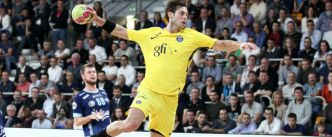Handball – Starligue (J5) : Paris déroule contre Saran
