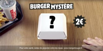 Burger King lance une nouvelle campagne mobile drive-to-store