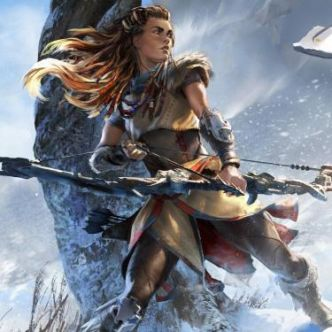 Horizon Zero Dawn : The Frozen Wilds dévoile ses paysages du Grand Nord