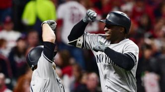 RDS : les Yankees s'attaquent aux Astros