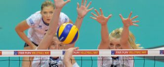 Volley – Ligue A (F/J1) : Cannes et Le Cannet ont souffert mais s'imposent