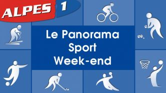 Alpes du Sud : le programme sportif du week-end