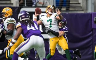 Vikings – Packers (23-10) : scénario catastrophe pour Green Bay !
