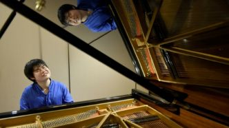 Nobuyuki Tsujii, pianiste aveugle et virtuose hypersensible