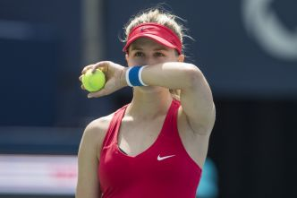 Eugenie Bouchard s'incline au premier tour au Luxembourg