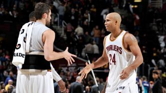 Richard Jefferson s'entend avec les Nuggets