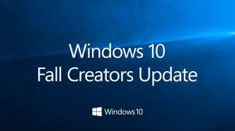 Télécharger et installer Windows 10 Fall Creators Update (version 1709)