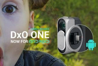 DxO One : l'appareil photo pour smartphone décliné en version Android