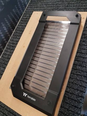 LDLC Modding Trophy 4 : Mod Thermaltake by Mike Petereyns, quatrième opus