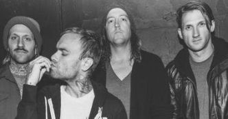 The Used : 2 vidéos en studio !