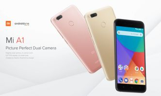 La version globale Europe du Xiaomi Mi A1 est disponible à 201 euros