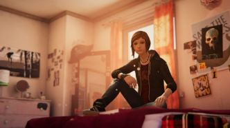 Test Life is strange : Before the storm