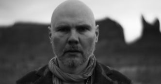 Billy Corgan (The Smashing Pumpkins) : session live pour Absolute Radio