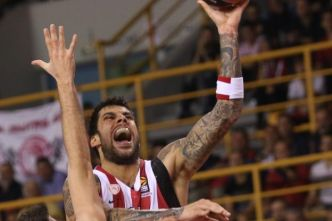 Basket - Euroligue (H) - Second succès en Euroligue pour l'Olympiakos, contre Malaga
