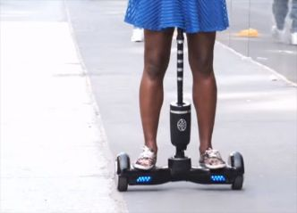 Dildo Hoverboard, lorsque les sextoys rencontrent les hoverboards