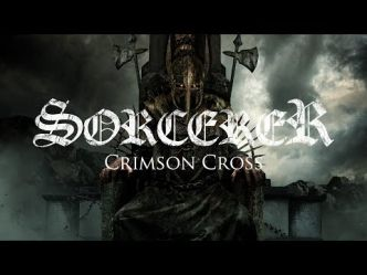 "Sorcerer a mis en ligne la lyric-video de ""Crimson Cross""."