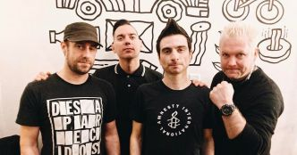 Anti-Flag : nouveau titre, When The Wall Falls (clip officiel)
