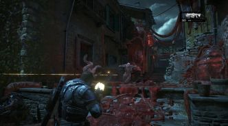 Gears of War 4 : la mise à jour d'octobre arrive demain