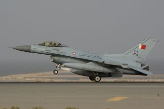 Bahreïn renforce sa flotte de F-16 Fighting Falcon