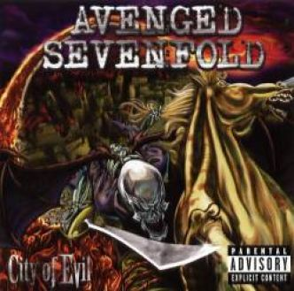 [Chronique d'album] Avenged Sevenfold : City of Evil