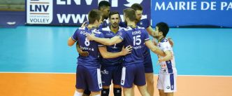 Volley – Ligue A (H/J2) : Paris s'offre le champion de France en titre