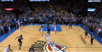 Andrew Wiggins assassine le Thunder au buzzer : match incroyable, finish incroyable !