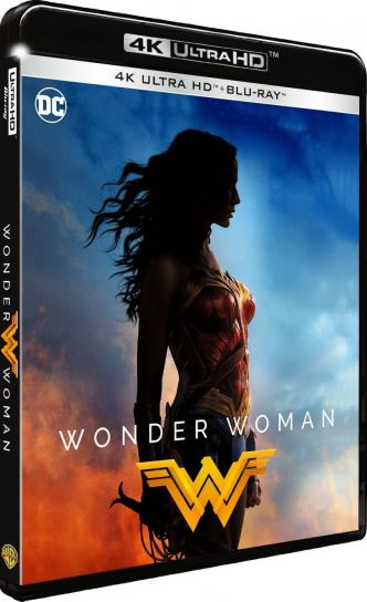 Test Blu-ray : Wonder Woman