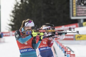 Biathlon / Sjusjoen : Les start-list
