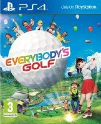 Everybody's Golf (PS4) [FR] à 19.99€