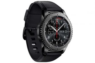 Black Friday Samsung Gear S3 : la montre connectée Frontier ou Classic à 249 €