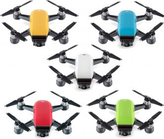 Black Friday : kit drone DJI Spark Combo à 699€ au lieu de 799€