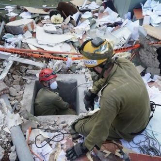 5 Innovative Israeli Search-And-Rescue Technologies That Have Our Backs