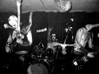 Untervoid (Black Metal polonais avec Destroyer (Kriegsmaschine, ex-Hate) et A. (Armageddon, ex-Lost...