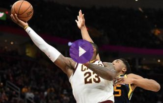NBA : James voit encore triple contre Utah
