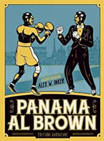 Panama Al Brown par  Alex W. Inker