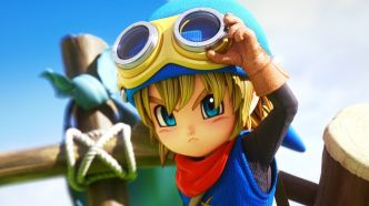 Dragon Quest Builders : le contenu exclusif de la version Switch en images