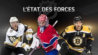 Vegas s'impose, Boston s'interpose, Montréal s'ankylose