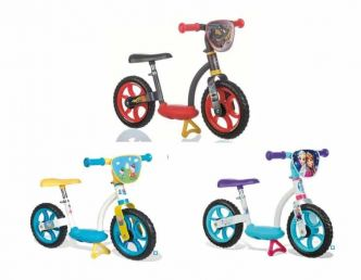Soldes Auchan 2018 : 19,96€ draisienne Smoby Reine des Neiges ou Cars (16,59€ Peppa Pig)