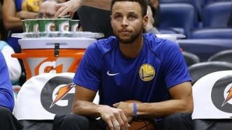 Les Warriors rassurants concernant Stephen Curry