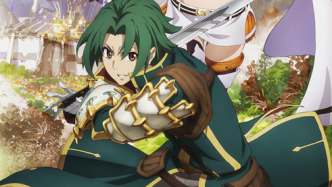 Record of Grancrest War ep 2 vostfr