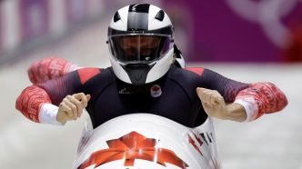 Bobsleigh : les Canadiens au pied du podium