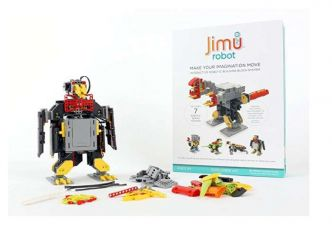Super affaire: 69,99€ le robot programmable Jimu Explorateur PNJ (au lieu de 199€)