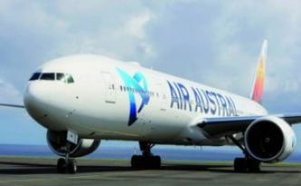 Air Austral : modification des vols à l'approche du cyclone Berguitta