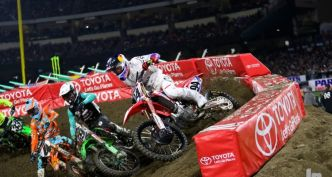 SX US : Le format « Triple Crown »