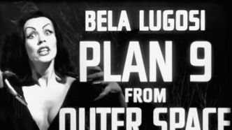 Le guide Brain des séries Z - Plan 9 from Outer Space, d'Ed Wood