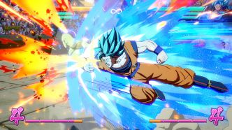 Dragon Ball FighterZ avec la VF officielle, ça claque